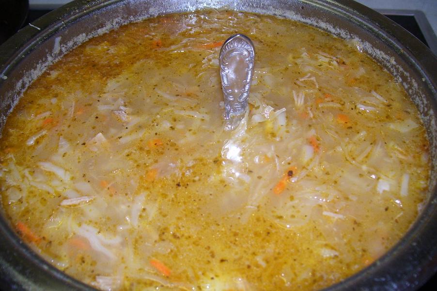Капусняк звичайний рецепт пошагово