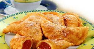 Пирожки с вареньем