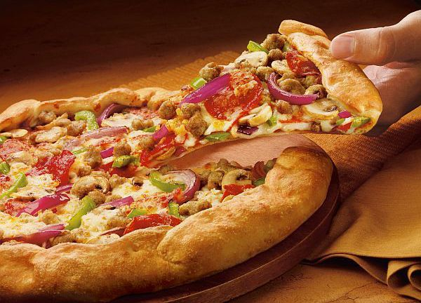 Пицца по-витебски