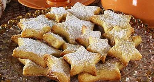 Печенье на соке