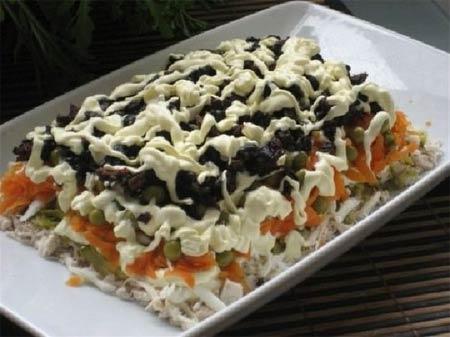 """Салат """"Аппетитный"""""""